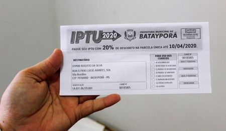Left or right iptu