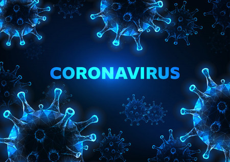 Left or right freepik coronavirus