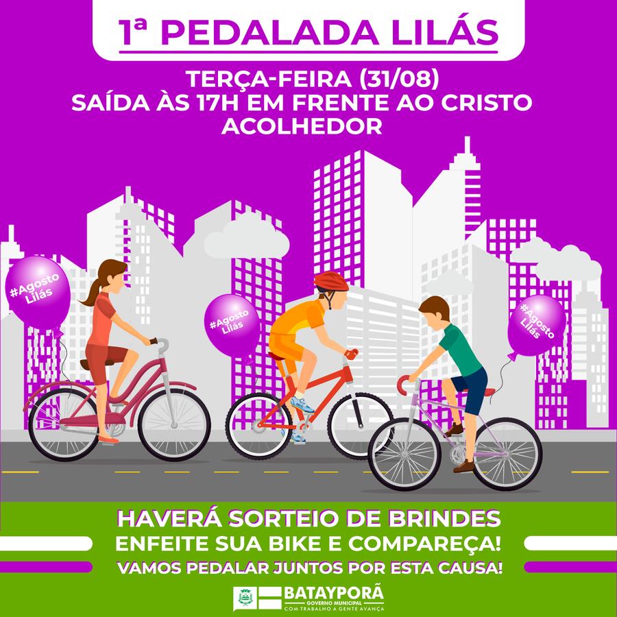 Center pedalada