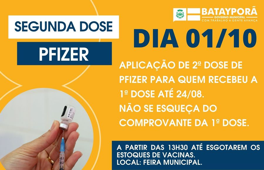 Center panfleto sobre sa de geral para agendamento de vacina em azul limpo e negrito 2