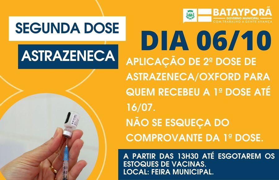 Center panfleto sobre sa de geral para agendamento de vacina em azul limpo e negrito 3